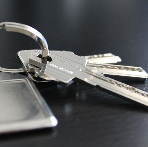Custodia de llaves