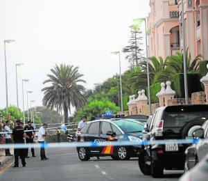 Unas cámaras de seguridad grabaron el crimen del holandés tiroteado