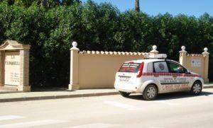 servicio de vigilancia en urbanizaciones en Marbella